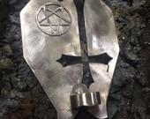 Candleholder shield