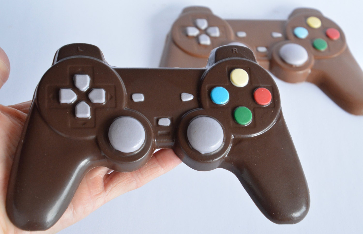 Chocolate Video Game Controller Chocolate Playstation