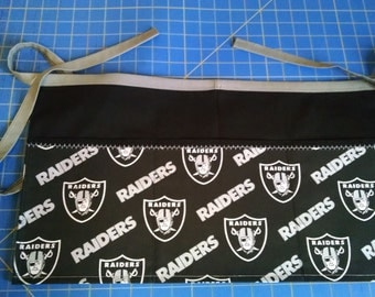 Oakland Raiders Apron
