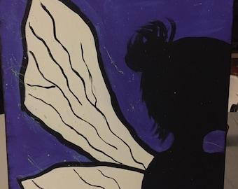 Fairy Silouette