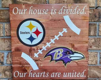 House divided, Heart united