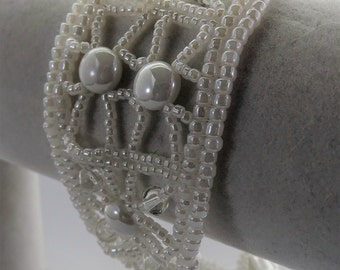 Angel Lace Bracelet