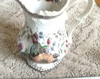 Absolutely exquisite early 1900's small pitcher