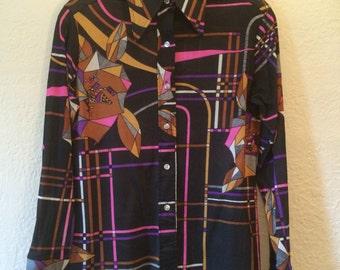 Women's Disco Shirt Medium