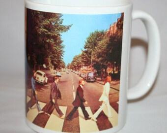 The Beatles - Abbey Road mug