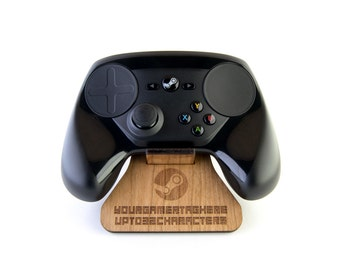 Steam Logo Controller Display Stand, Steuntje for Steam Controller