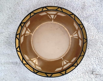 Vintage Plate circa 1908 signed by Florence Huntington