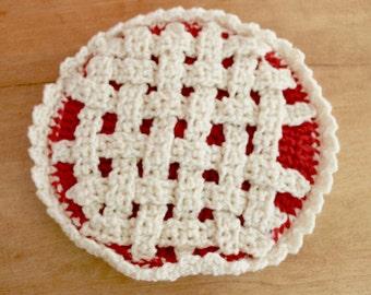 Cherry Pie Hot Pad