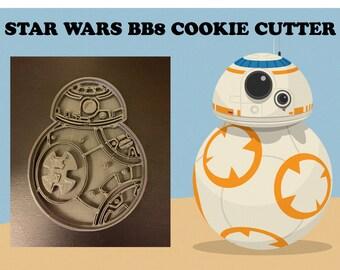 Star Wars BB8 cookie cutter