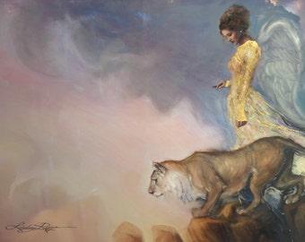 Into the Light ~ Original Painting