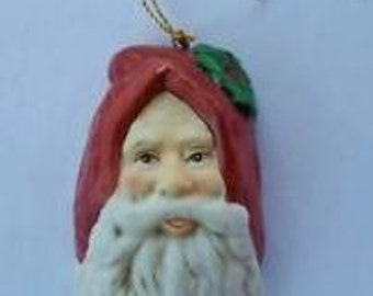 Another Old Santa Ornament