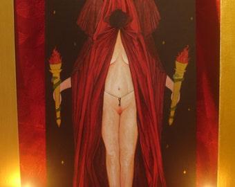 Hecate Dark Goddess