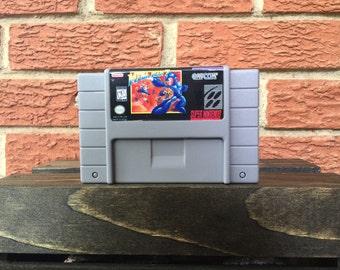 Mega Man 7 - Super Nintendo (SNES)