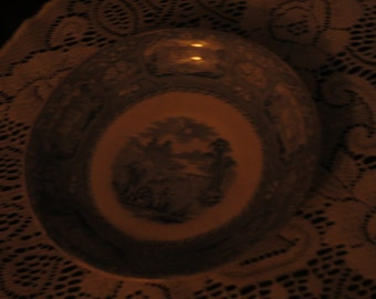Staffordshire T.J. and J. Mayer Staffordshire Florentine bowl