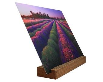 Landscape & Nature Photography, Sequim, Washington, Desktop Metal Print