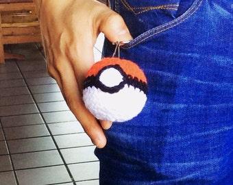 pokemon key-chain (pokebola)