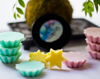 Wax Melts Tart- Customisable ANY SCENT & COLOUR