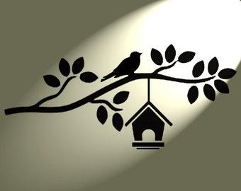 Birdhouse Handmade Etsy Uk