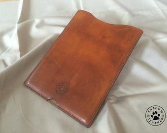 Leather iPad Air Sleeve/Case