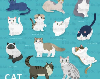 SALE - Limited Time Offer - Lovely animal clip art set