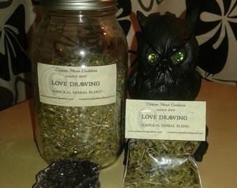 Love Magickal Herbal Blend