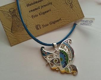 silver jewelry Butterfly