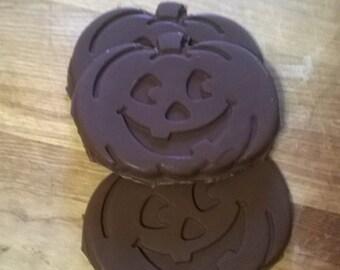 Chocolate Pumpkins (Set of Two)