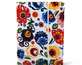 Notebook - polish folk motif / folk decor /hand made