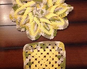Crocheted Trivets
