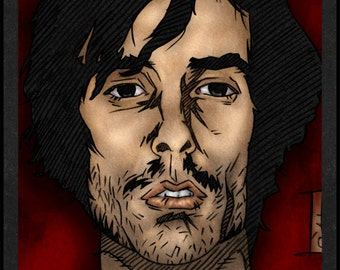 Mr. Richard Chase is Card Number 90 from the New Serial Killer Trading Cards