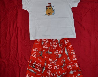 Size 1 Boy or Girl Outfit