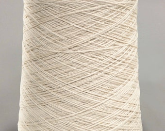 Wool Crafters Natural Yarn, 100% New Zealand Wool 5lbs.