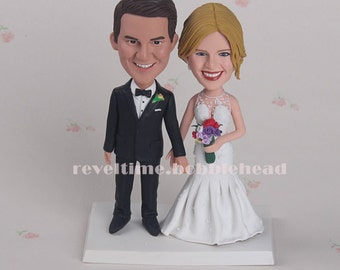 Custom Cake toppers  Wedding Cake Topper  Unique cake topper  Wedding topper Cake toppers