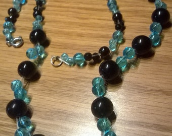 Two color necklace