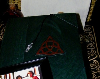 Handcrafted Charmed Inspired Book of Shadows Prop Replica Parchment Pages