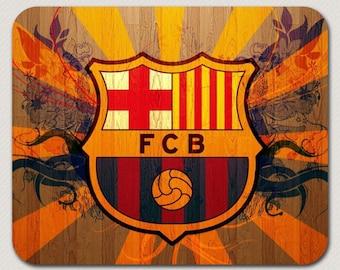 FC Barcelona Soccer Football Mousepad