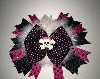 Stacked boutique bow