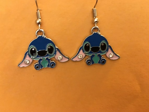 lilo and stitch earrings a61