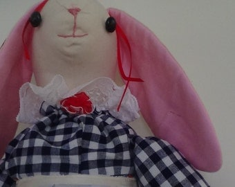 Bunnie Plastic shopping bag holder