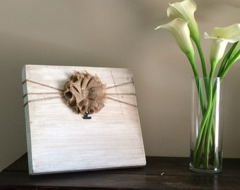 Wooden Picture Board
