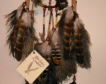 "Dreamcatcher ""Smokey Mountain Dreamcatcher"" by WhiteEagle"