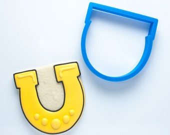 Horseshoe Cookie Cutter