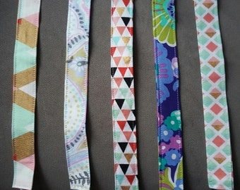 3 Pacifier Clips