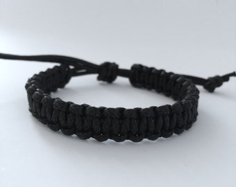 Basic Hemp Surfer Bracelet, Women Bracelet, Men Bracelet, Braid Bracelet, Think Hemp Bracelet WCC01