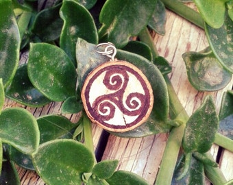 Celtic symbol necklace