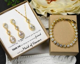 Gold long dangle drop earrings Bridesmaid Jewelry Weddings Bridesmaid Earrings Bridesmaid Gift Bridal Earrings Jewelry Wedding Jewelry