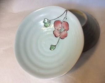 Handmade Pottery Bowl, Jewelry Holder