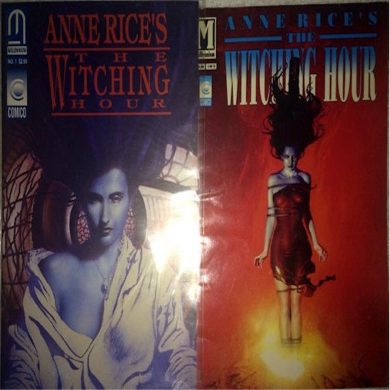 anne rices the witching hour as a gothic novel