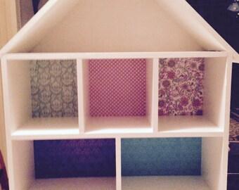 Custom Built Dollhouse