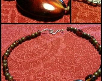 Abu Simbel - necklace CC05